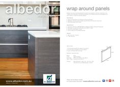 Wrap Around Panels Mini Brochure. Wrap Around, Brochures, Mini
