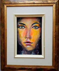 Hey!,Acrylic,11X7.5 : Art
