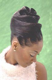 41 Best French Roll Updo Images In 2020