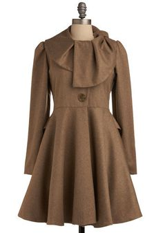 Haute Coat-ure  * Love this but modcloth is smokin crack if they think I would pay $449.99 for it. Only one left though so more than one person thought the price was a steal.I dont know any of those people.*