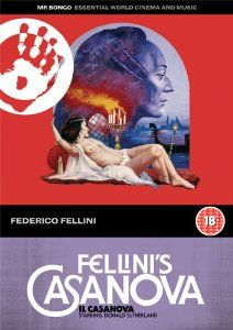 Amazon.com: Fellini's Casanova - Mr Bongo Films: Donald Sutherland, Federico Fellini: Movies & TV