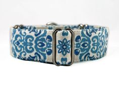 A lovely martingale collar for your hound