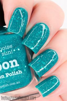 Lagoon by Fashion Polish
