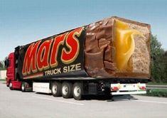 Mars Ambient Marketing