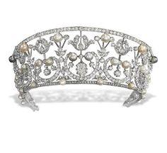 Tiara  1905  Christie's