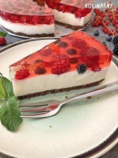 Polish Recipes, Polish Food, Gluten Free Cakes, Tiramisu, Cheesecake, Deserts, Dessert Recipes, Cookies, Ethnic Recipes