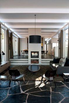 Case Study House,modernism,case study,mid century by Pretoria architect Karlien Thomashoff
