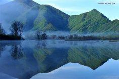 China's Hubei Shennongjia added to World Heritage List