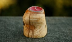 Candle stick - special tealight holder