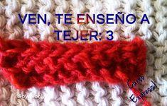 Curso Express: Ven, te enseño a tejer (dos agujas). Episodio 3: cerrar los puntos del derecho estilo inglés y estilo continental | Soy Woolly #curso #tejer #dos agujas #punto #soywoolly