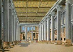 Pompeii, Basilica, century B. Rome Architecture, Palatine Hill, Pompeii And Herculaneum, Ancient Rome, Egypt, Greece, Empire, History, World
