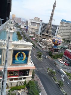 Las Vegas strip - 2014