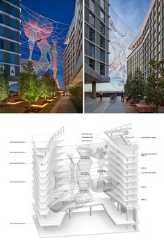 March Skidmore, Owings & Merrill LLP (SOM) posted images on LinkedIn Janet Echelman, Great Works Of Art, Public Profile, Great Words, Big Ben, Studio, Architecture, Building, Engineering