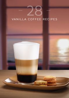 The classic combination of vanilla and coffee just got even more delicious thanks to this collection of 28 vanilla coffee recipes from Nespresso. Choose from delectable options like Caramel Milk Froth Iced Vanilla Coffee or Vanilla Almond Café Croquant. Make your next Nespresso moment a sweet one with these easy coffee drinks.