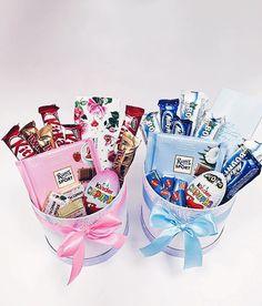 Birthday Gifts For Boyfriend Diy, Cute Birthday Gift, Friend Birthday Gifts, Diy Birthday, Diy Gift Baskets, Christmas Gift Baskets, Diy Christmas Gifts, Homemade Gift Boxes, Diy Gift Box