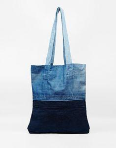 Bild 1 von Milk It – Jeans-Shopper-Tasche                                                                                                                                                                                 Mehr