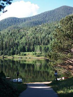 Heaven. Lake Isabel, CO