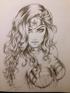 Wonder Woman - Art by Dawn McTeigue Comic Book Characters, Comic Character, Comic Books Art, Comic Art, Wonder Woman Kunst, Wonder Woman Art, Wonder Woman Drawing, Wonder Women, Wonder Woman Tattoos