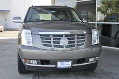 2014 Cadillac EscaladeESV Luxury Luxury 4dr SUV SUV 4 Doors Beige for sale in Temecula, CA Source: http://www.usedcarsgroup.com/used-cadillac-for-sale-in-temecula-ca