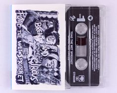Toad The Wet Sprocket - Bread And Circus Cassette Tape by JeepsterVintage on Etsy