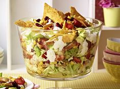 Mexikanischer Schichtsalat The recipe for Mexican Layered Salad and more free recipes on LECKER. Avocado Dessert, Bean Salad Recipes, Snack Recipes, Cooking Recipes, Party Recipes, Free Recipes, Avocado Toast, Mexican Bean Salad, Mexican Food Recipes