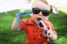 538bf58fc9 Little people deserve big people shades. Our black baby sunglasses are  BPA-free and block of UVA B rays. Get a pair for your kid at Ro·Sham·Bo Baby  today!