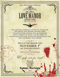 Invitation by http://www.flickr.com/photos/lovemanor/2827600894/