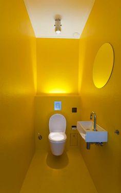 WC pour la lumière
