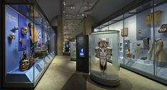 Design ideas; National Museum of the American Indian, Infinity of Nations Exhibition, Installation Shot