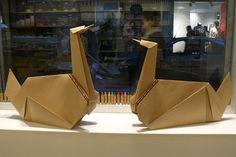 #wandabarcelonaMuji #papersculpture #paperdesign