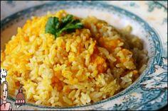 Arroz de cenoura guloso na Yammi 2 ♥♥♥ - http://gostinhos.com/arroz-de-cenoura-guloso-na-yammi-2-%e2%99%a5%e2%99%a5%e2%99%a5/