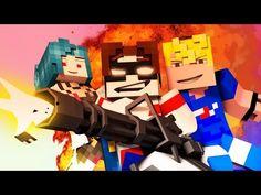 ''Top 10 Minecraft songs'' : Parodies August 2014 ''Minecraft Song'' ''animation 2014'' BEST - YouTube