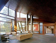 Modern Glass House Design From David Jameson Architect   Livingroom
