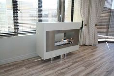 Syam Indoor Gas or Bio Fireplace