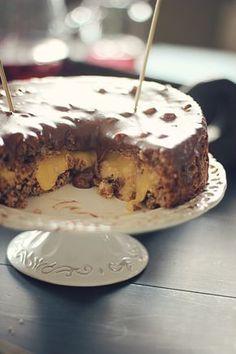 Det ble bestilt kake til kaffe´n her i dag. Siden jeg er litt i det nostalgiske hjørnet om dagen fant jeg ut at jeg skulle lage ...