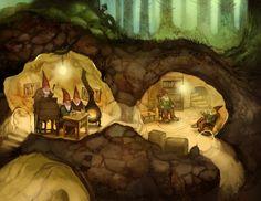Gnome Warren by *JonHodgson
