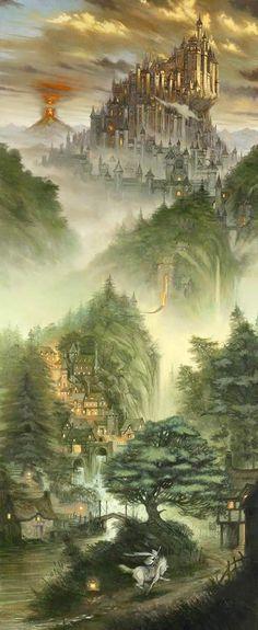 Reino de Áries.