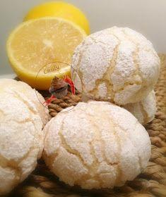 Lemon cookies-Caitlyn's Christmas cookie