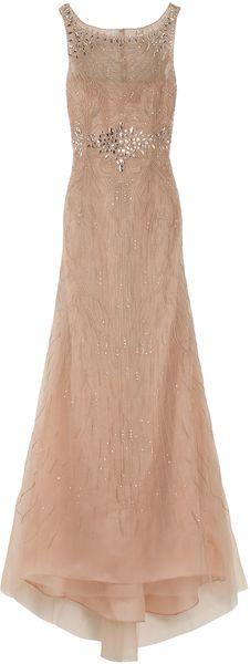 Carolina Herrera Gown. So sweet. Betty