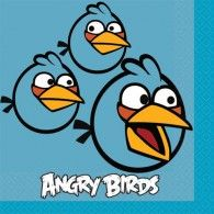 Find Angry Birds Beverage Napkins and other All Parties party supplies. The most popular party Supplies and Decorations, all available at wholesale prices! Bird Birthday Parties, Boy Birthday, Birthday Ideas, Birthday Supplies, Party Supplies, Angry Birds Costumes, Bird Costume, Baby Shower Supplies, Bird Theme