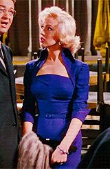 Gentlemen Prefer Blondes (1953)  i just loved her outfits in this movie. This is my favorite!