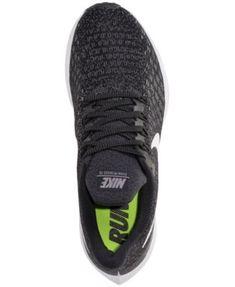 new york 7990d b1afa Nike Women s Air Zoom Pegasus 35 Running Sneakers from Finish Line - Black 6