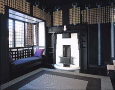 Love Art Nouveau? Why not check out 78 Derngate. This award-winning historic house by Charles Rennie Mackintosh is set in the heart of Northampton and is classed as one of his most significant pieces of design work after he left Glasgow.