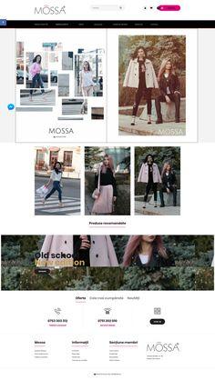 www.mossatrend.ro - Magazin Online haine de dama si accesorii