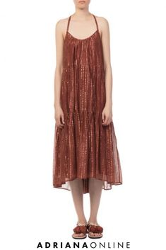 Enjoy the summer nights with the stunning dress outfits. Visit Adriana Online and let us know which dress is your favorite ; Formal Dresses For Women, Ulla Johnson, Brown Dress, Stunning Dresses, Dress To Impress, Dress Outfits, Night Out, Summer Dresses, Casual