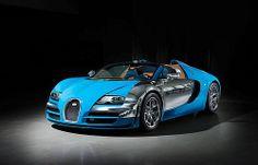 Bugatti Veyron 'Meo Costantini' Edition