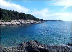 Verudela - Pula - Istrien www.inistrien.hr #Pula #Istrien #Meer #Natur