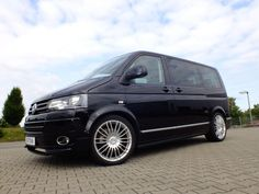 German tuning specialist Hartmann has released a new tuning kit for the fifth-generation Volkswagen Transporter van, including both performance and styling upgrades.