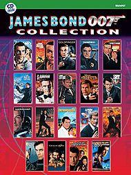 James Bond 007 Collection - Trumpet (Book/CD)
