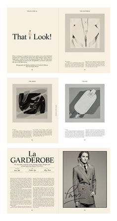 Editorial Layouts / Graphic Design / Typography / Spacing / Design